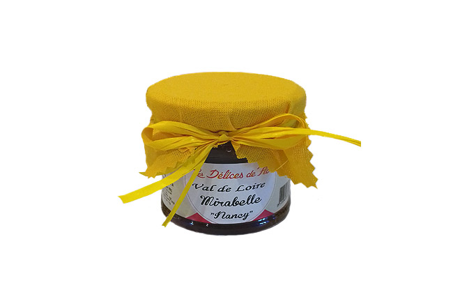 "Confiture de Mirabelle ""Nancy"""